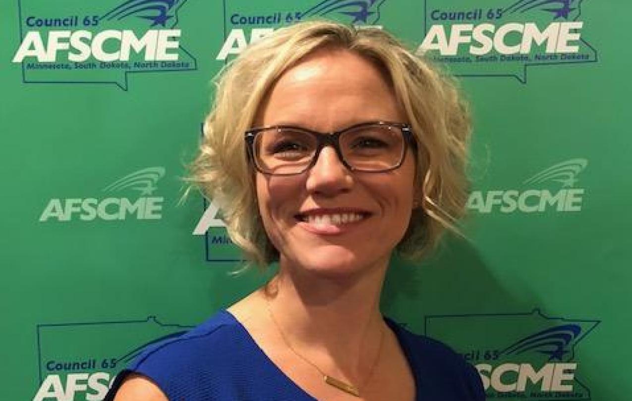 C65 Executive Director Shannon Douvier