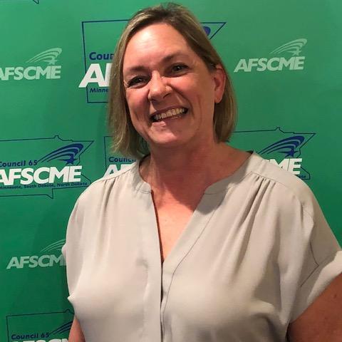 Cheryl Anderson, Office Specialist/Membership Coordinator