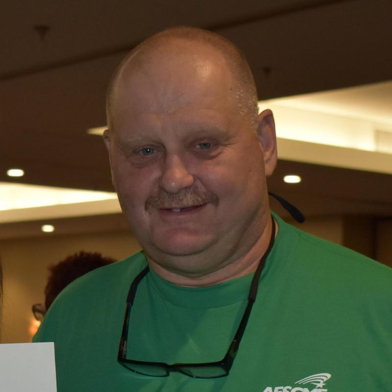 Tim Hoshal, Labor Representative