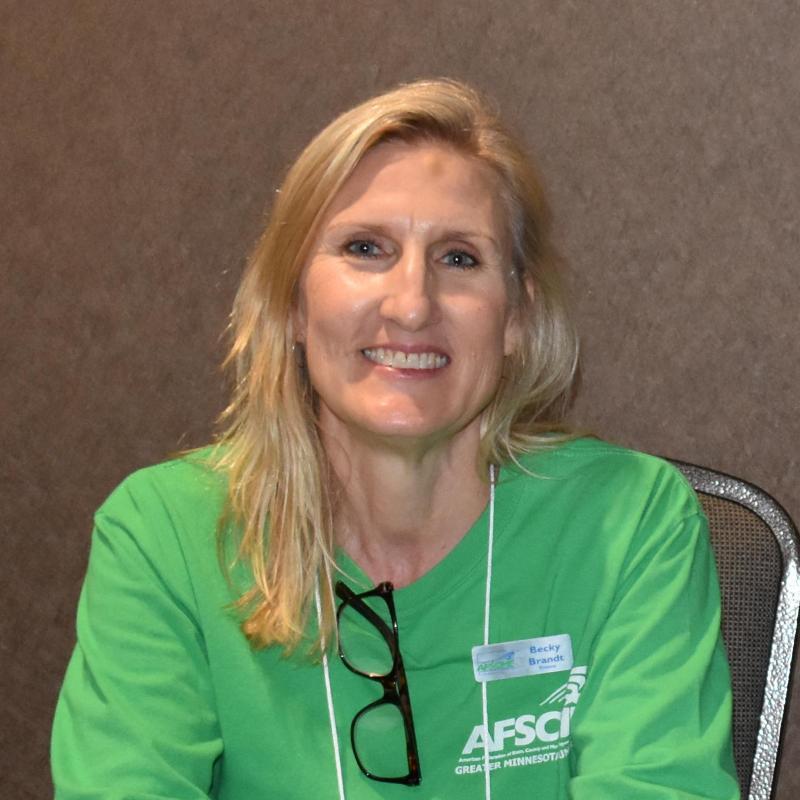 Trustee, Becky Brandt
