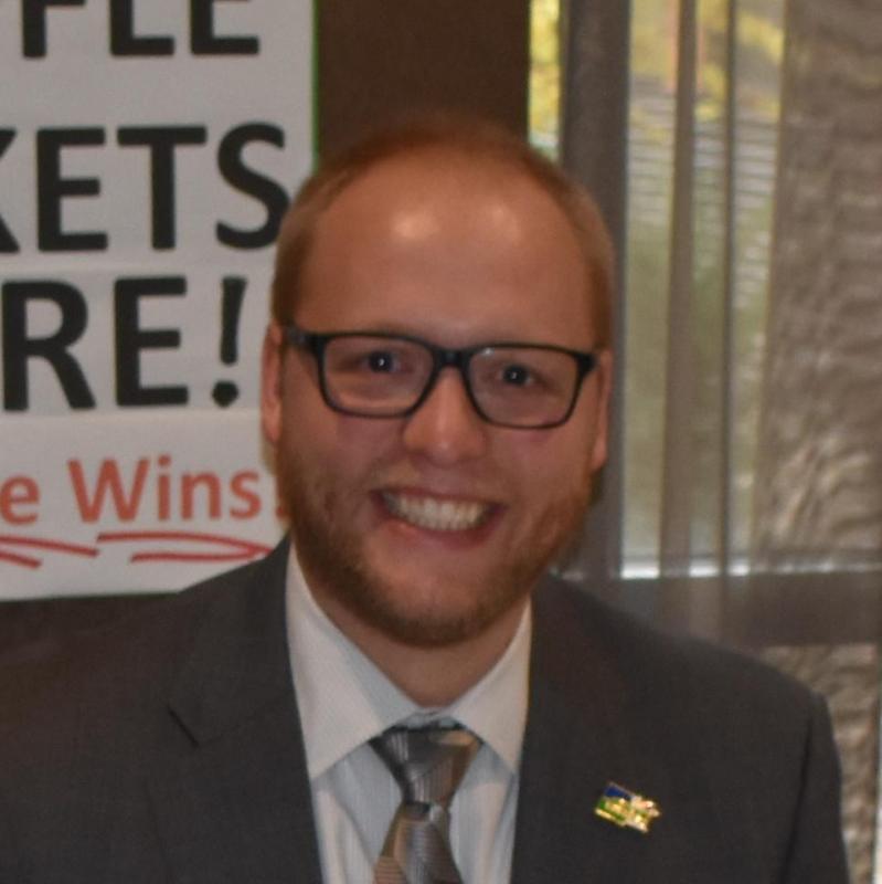 Luke Langner, Labor Representative