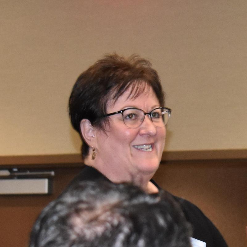 Ginger Thrasher, Labor Representative
