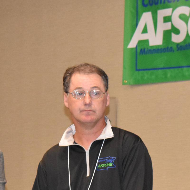 Executive Board Member, Todd Warne