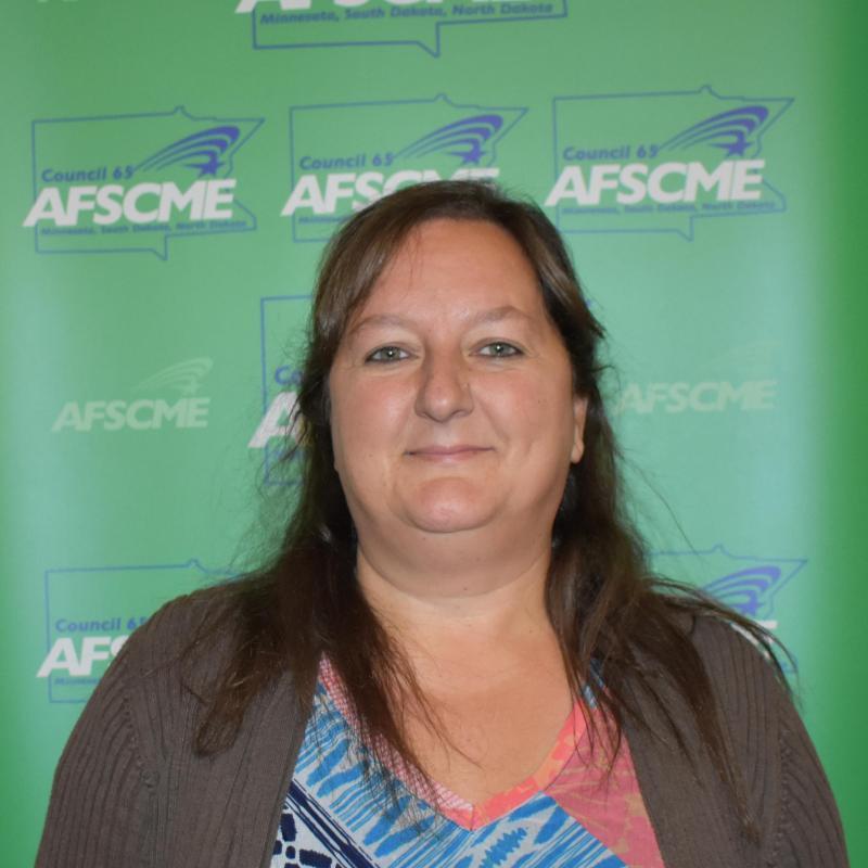 Executive Board Member, Michelle Johnson