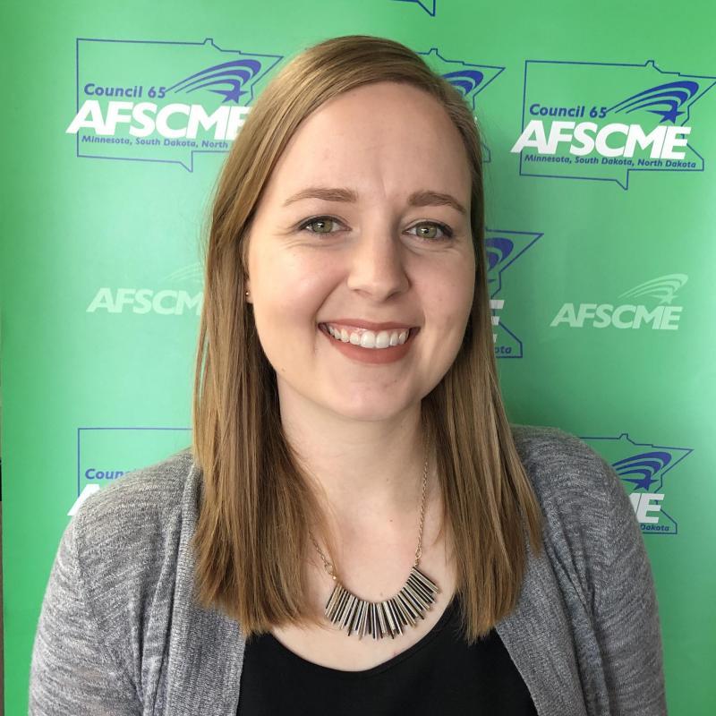 Becca Maciej, Membership Coordinator