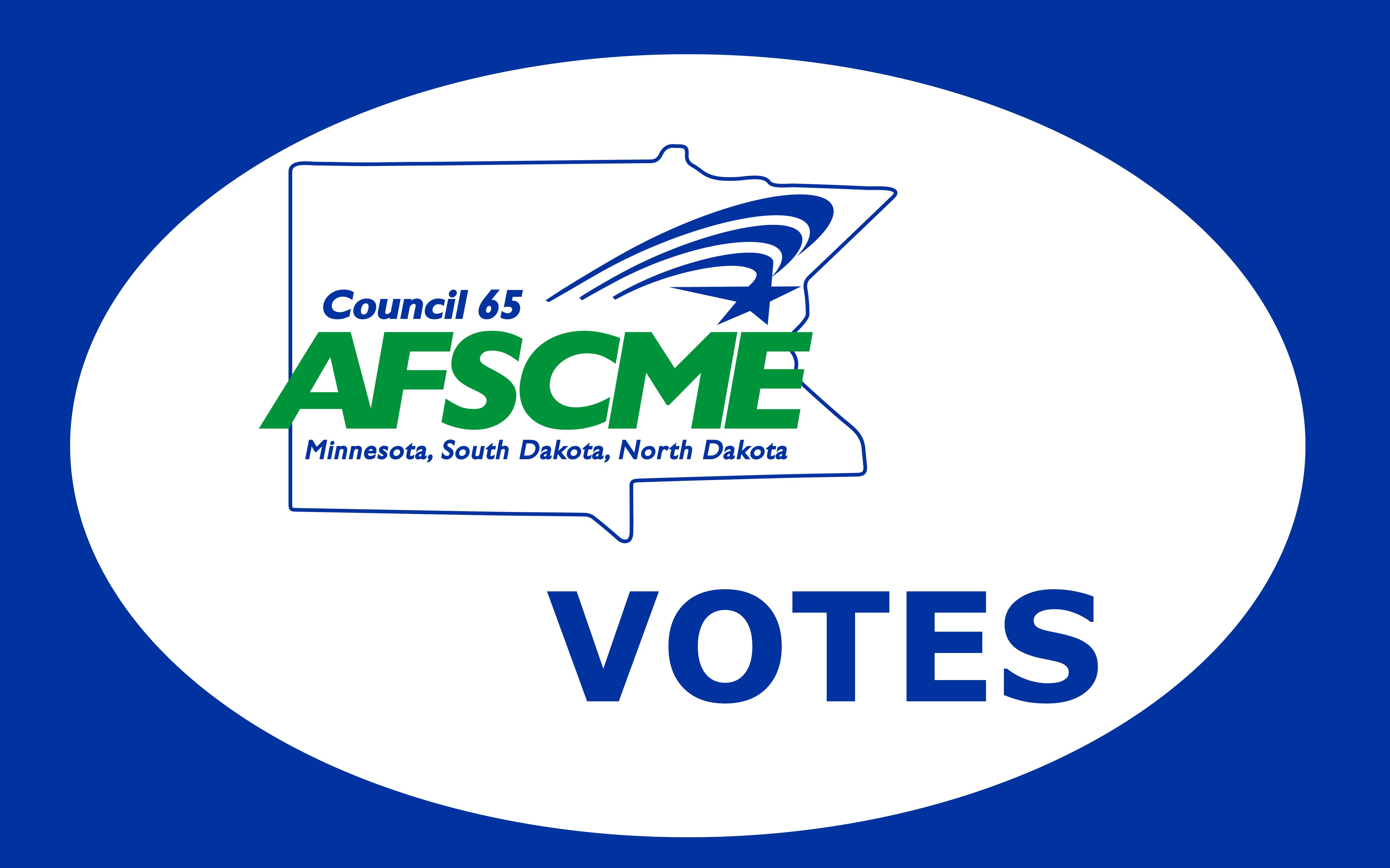 AFSCME 65 Votes