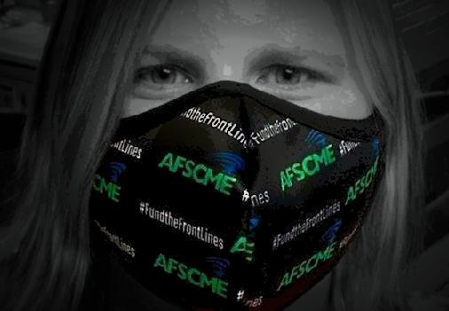 AFSCME MASK UP