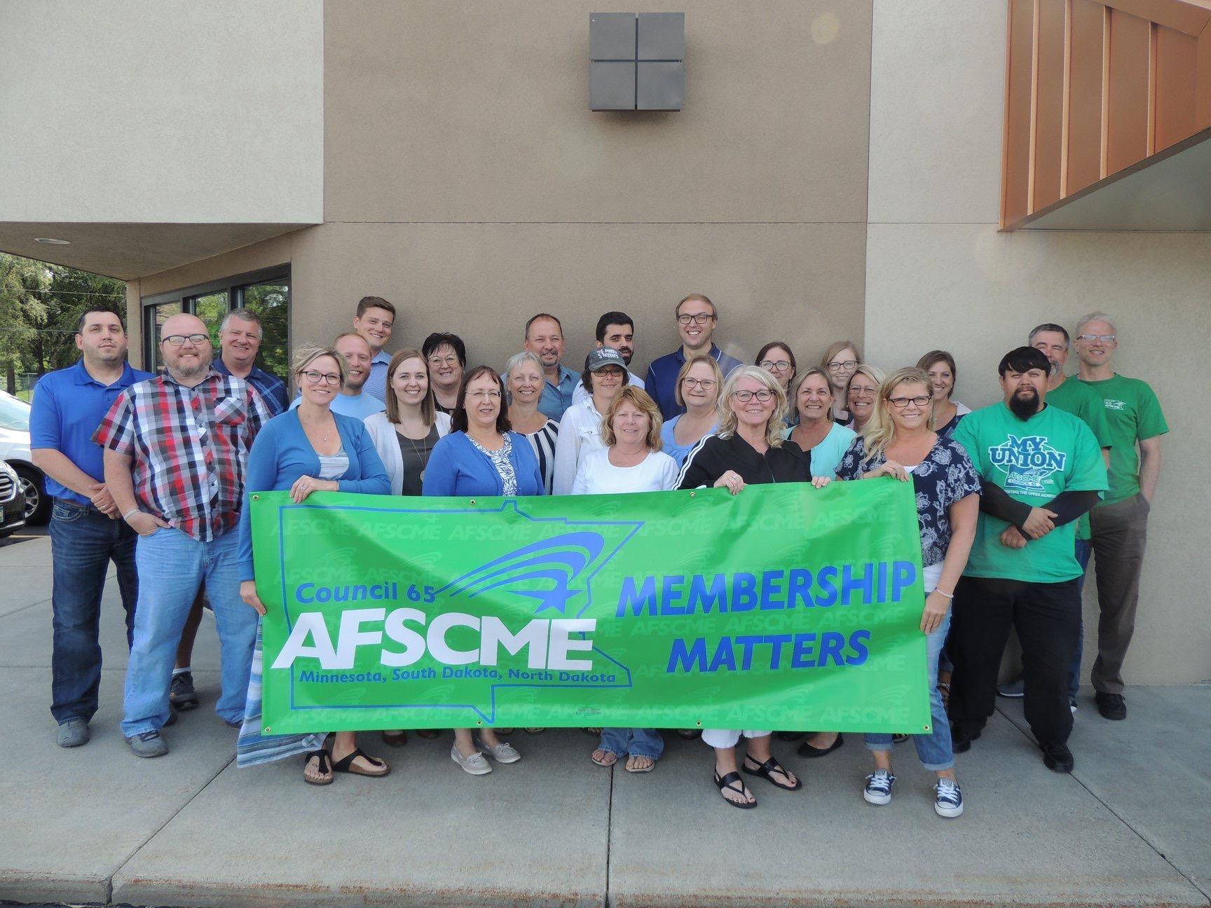 AFSCME Council 65 Staff Summer 2019